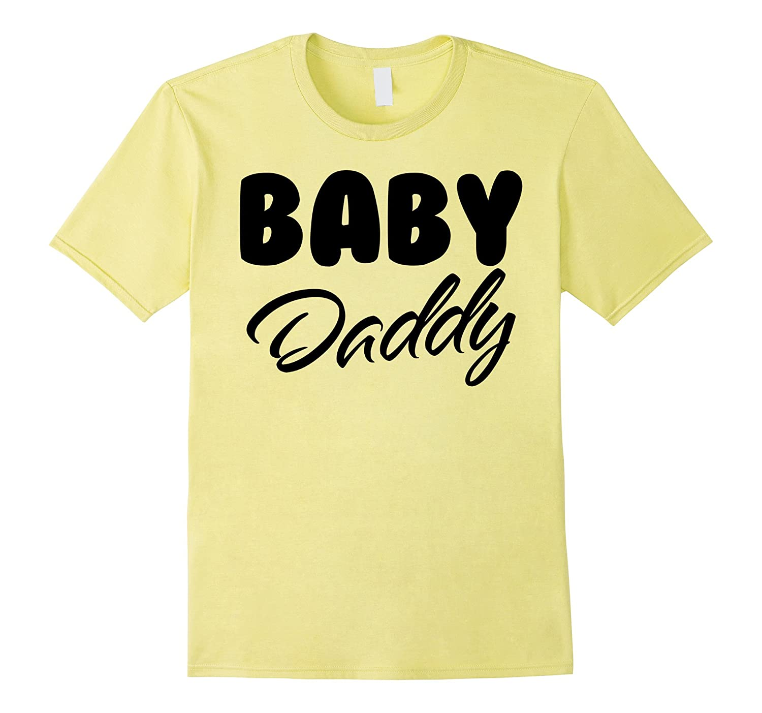 Baby Daddy T-shirts Hubby Husband going to be Father New Dad-BN