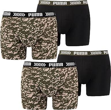 Puma Herren Unterhosen Boxershorts Doppelpackung