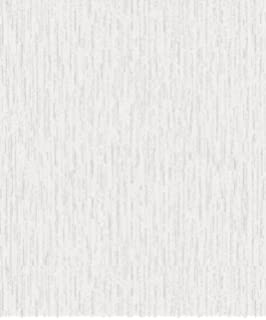 44002 Exclusive Flock Velvet Black//Grey Silver Stripe Wallpaper