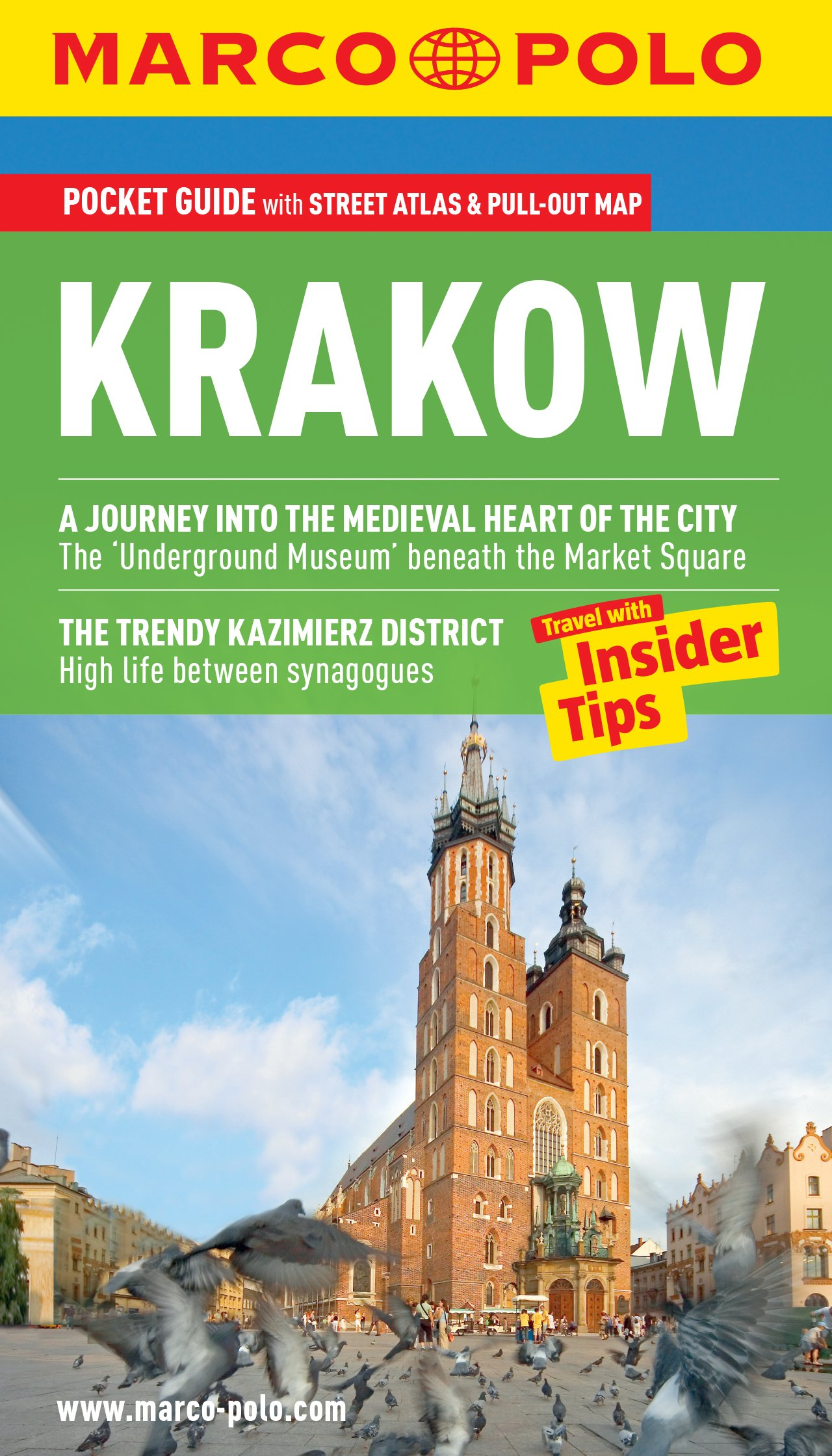 Download Krakow Marco Polo Guide (Marco Polo Guides) ebook
