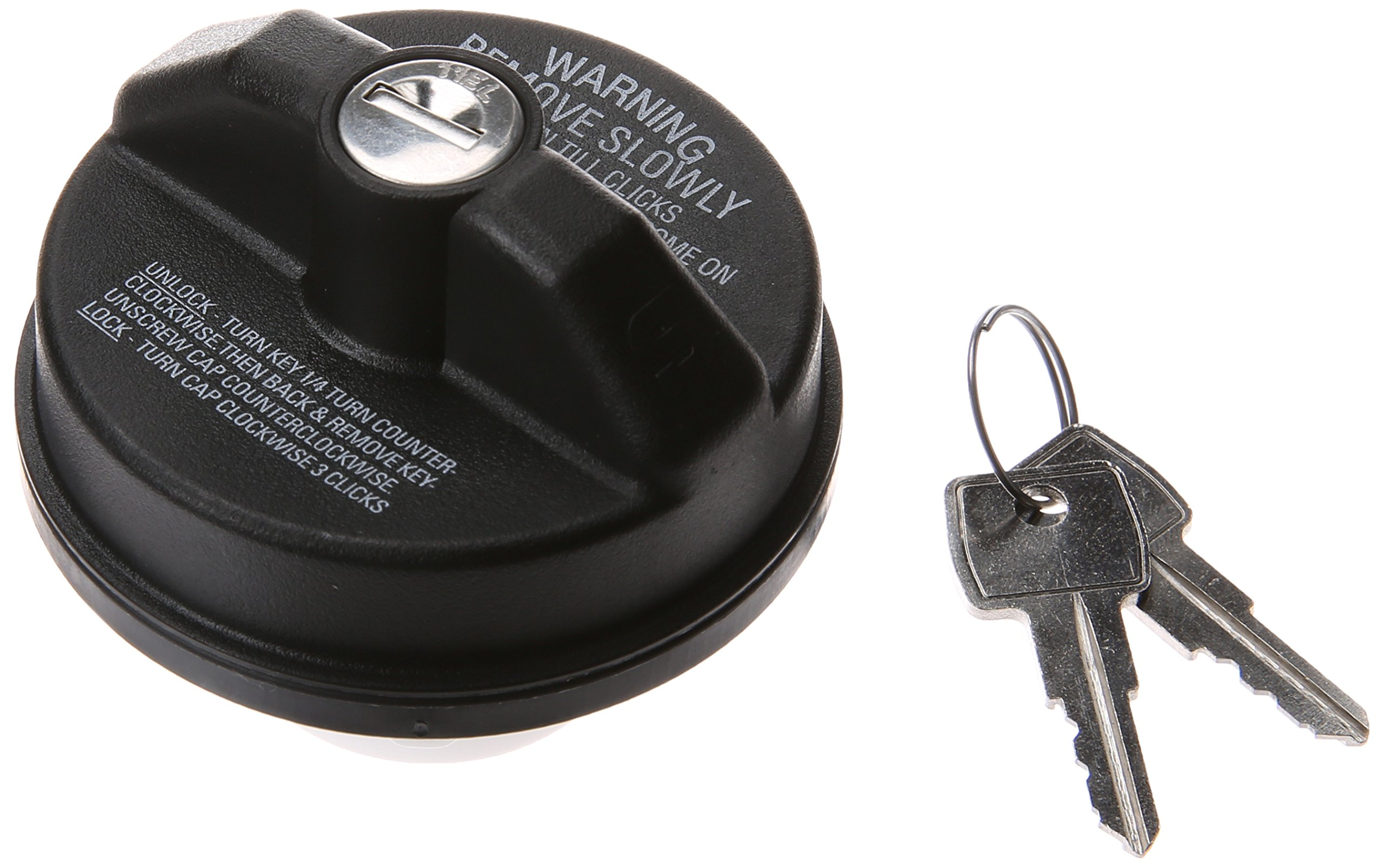 Gates 31844 Locking Fuel Cap by Gates