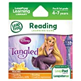 LeapFrog Explorer Game: Disney Tangled (for LeapPad and Leapster)