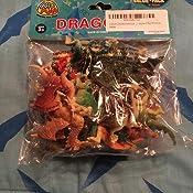 2 Dozen Fantasy Mini DRAGON Toy Figures 24 2 PARTY Favors Pretend Play MYTHICAL Just4Fun SG/_B01D5372RW/_US Prizes