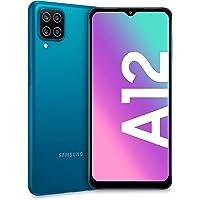 SAMSUNG Galaxy A12 Dual SIM 128GB 4GB RAM SM-A125F/DSN Blue