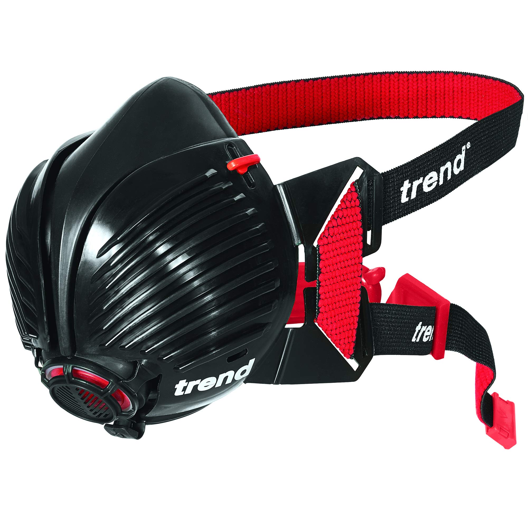 Trend STEALTH/ML Stealth Air Half Mask, APF10 (Medium/Large) by TREND