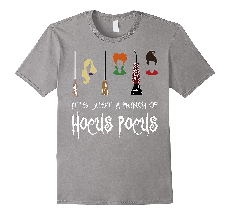 Just A Bunch Of Hocus Pocus Halloween Tshirt-T-Shirt
