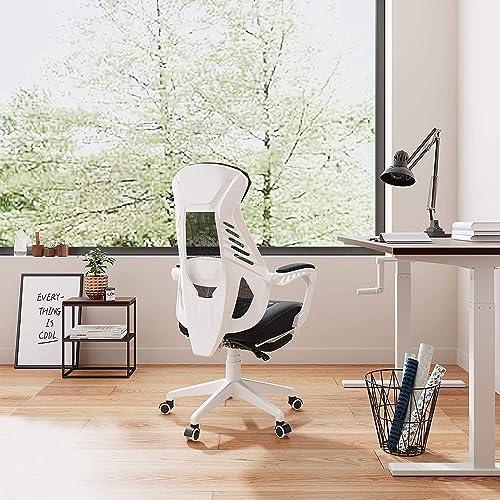 DEVAISE Ergonomics Recliner Office Chair