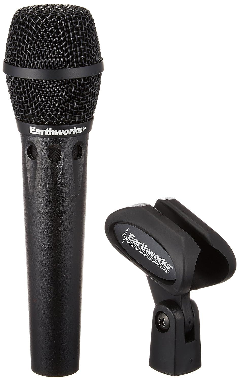 condenser microphone definition