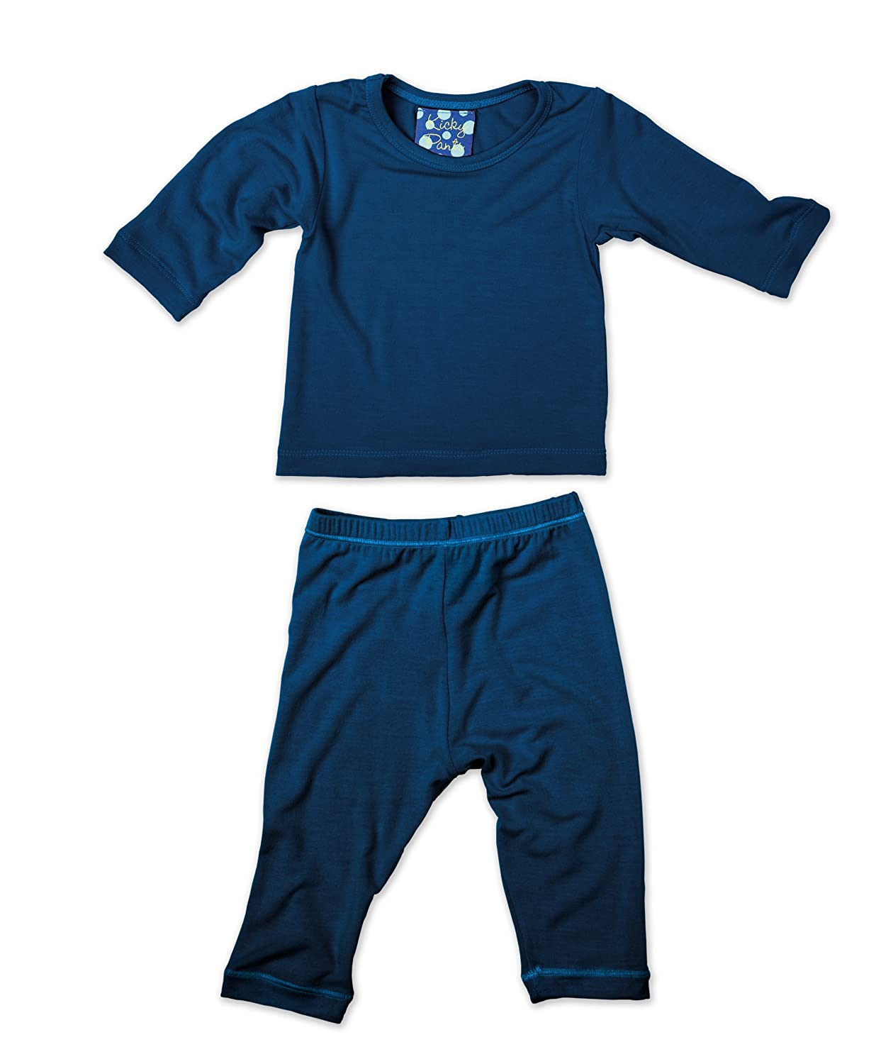 KicKee Pants Long Sleeved Pajama Set, Twilight KicKeePants PRD-KPLPJ108-TNPARENT