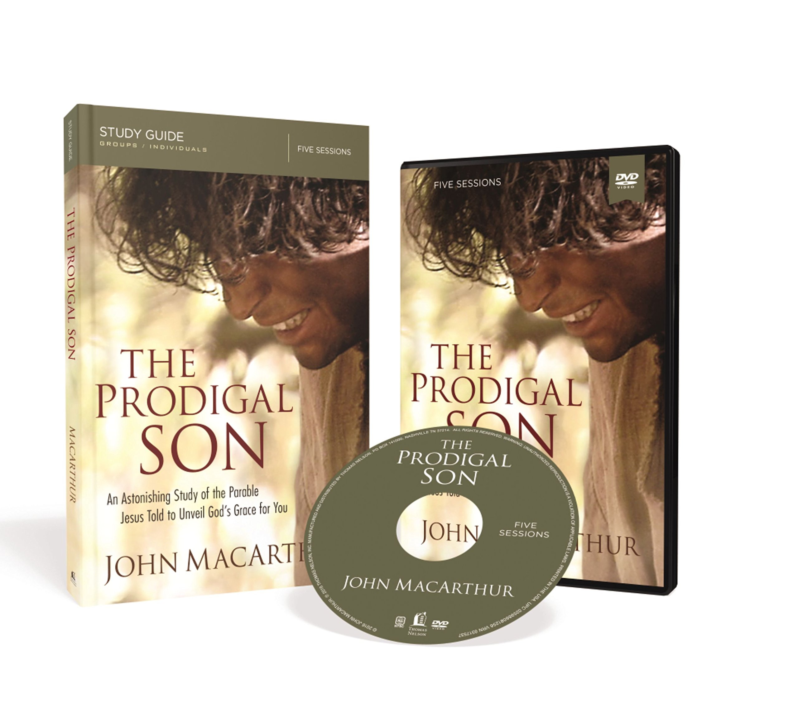 the prodigal son study guide with dvd an astonishing study of the
