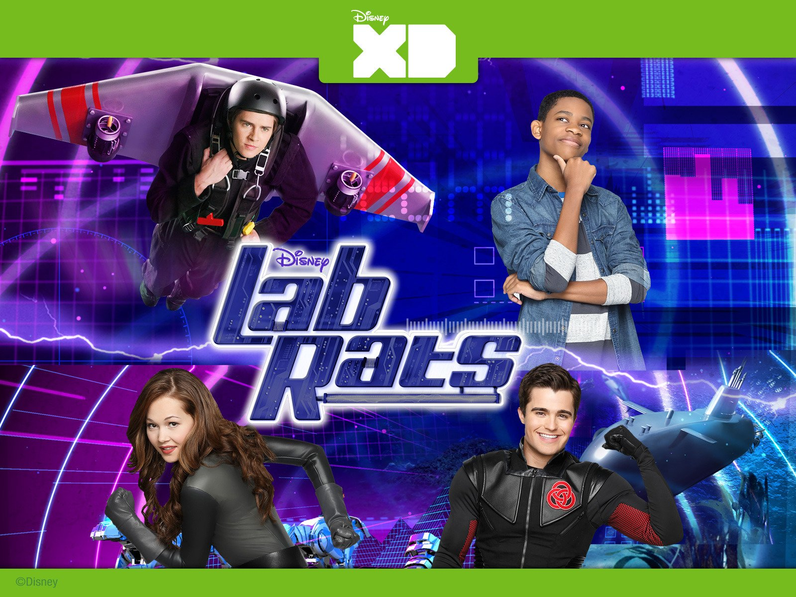 Lab rats 3 temporada online dating