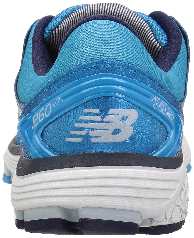 New New New Balance - Frauen W1260V7 Schuhe, 37.5 EUR - Width 2A, Polaris Pigment 3833b7
