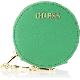 Guess - Did I Say 90?, Monederos Mujer, Verde (Green), 10x7 ...