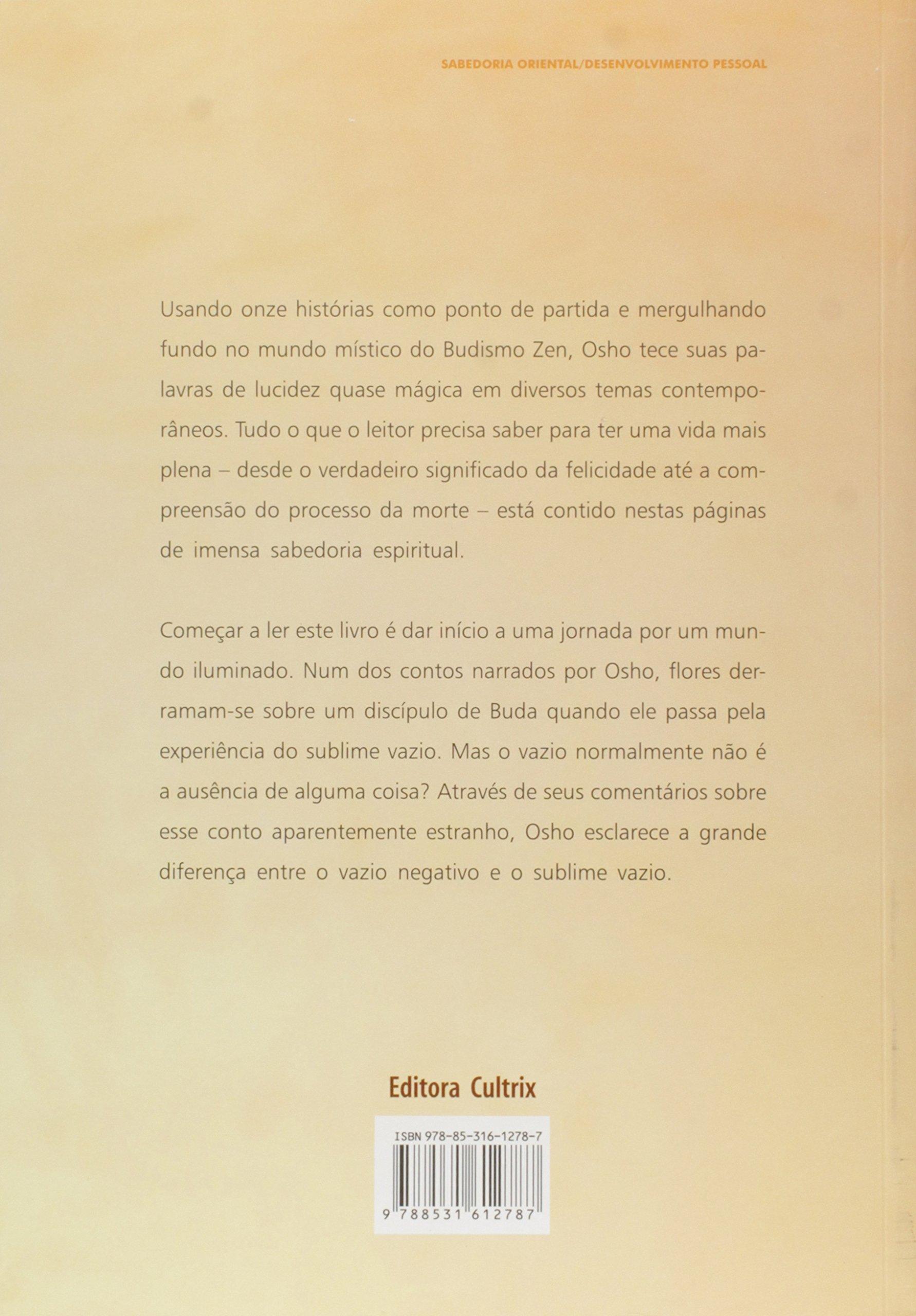 Sublime Vazio Em Portuguese Do Brasil Osho 9788531612787 Amazon