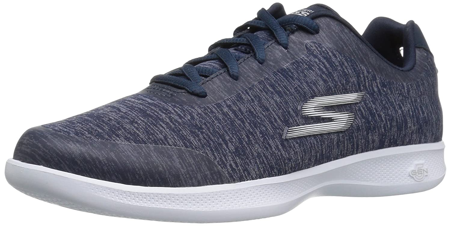 Skechers Damen Go Step Lite-Interstelllar Sneaker  9.5 B(M) US|Blau