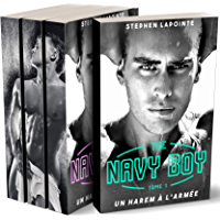 The Navy Boy - L'INTEGRALE: (Roman érotique Gay, MMM, 3 Hommes, Domination & Soumission) (French Edition)