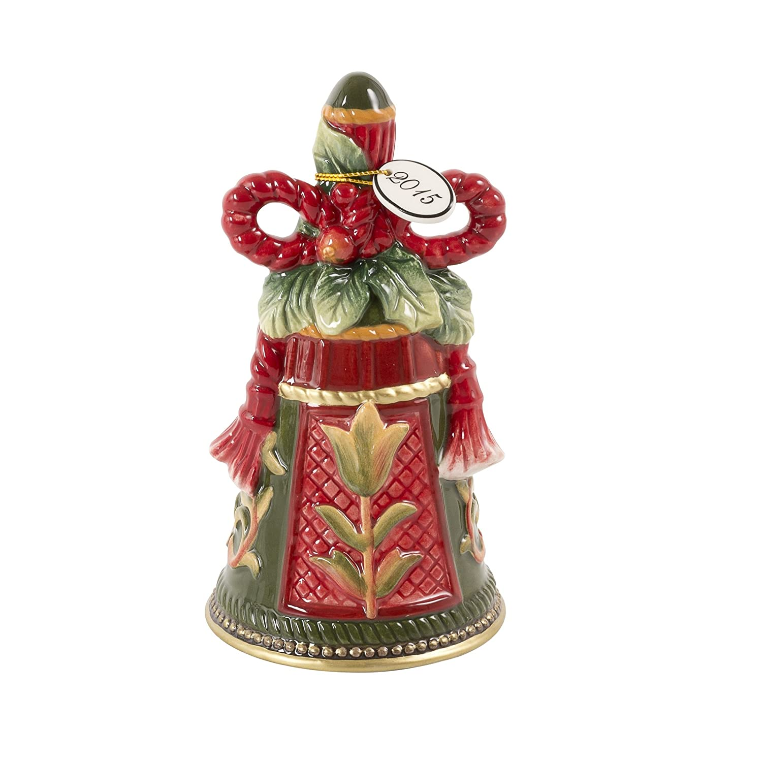 Amazoncom Fitz And Floyd Night Before Christmas Collection Decorative Dated