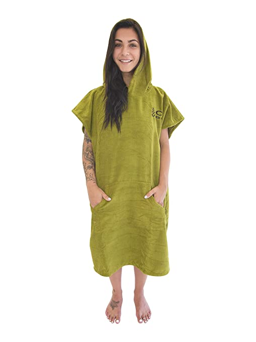 607e80320b7aa8 Changing Towel Poncho - One Size Fits All   Great for Changing Out of Your  Wetsuit