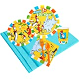 Dr Seuss 1st Birthday Party Supplies Party Pack 24