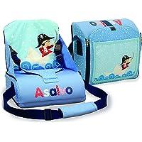 Asalvo Go Anywhere Booster - Silla de diseño japonés