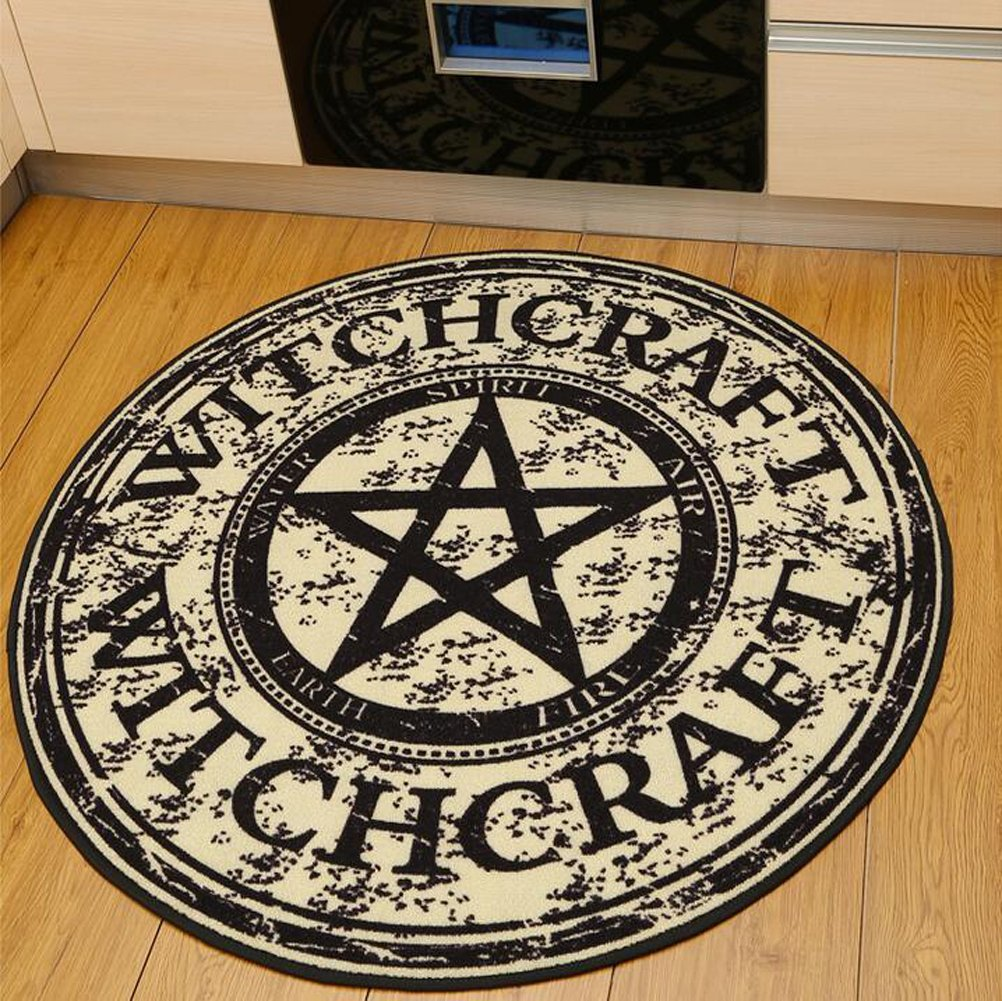 Pentagram Carpet Floor Matttroy