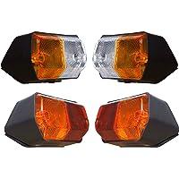 Zijaanwijzer en Achterlichten Lamp Set met 12v lampen Geschikt voor Fiat Tractor 250 250DT 300 300DT 300J 350 350DT 400…