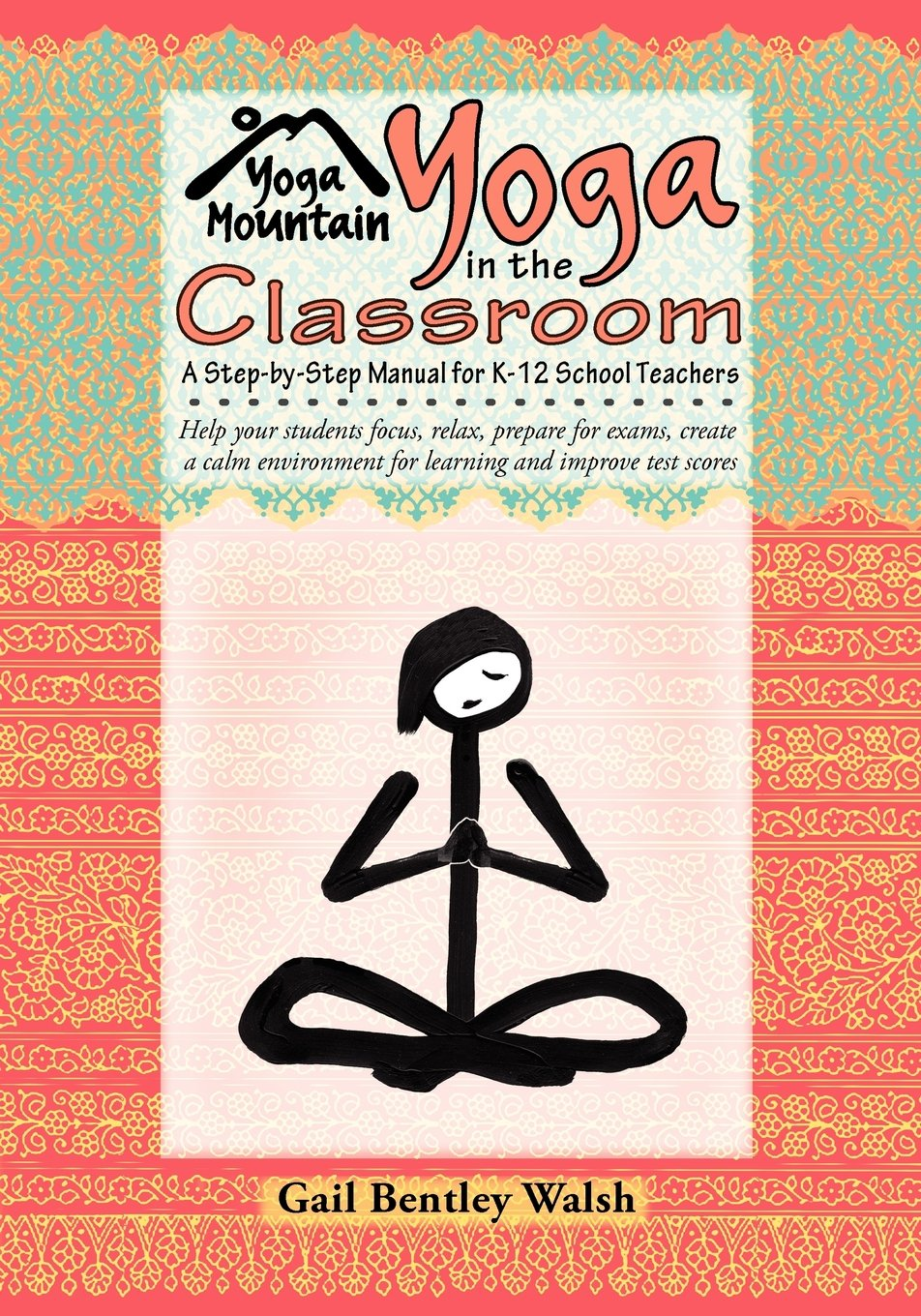 Download Yoga In The Classroom pdf
