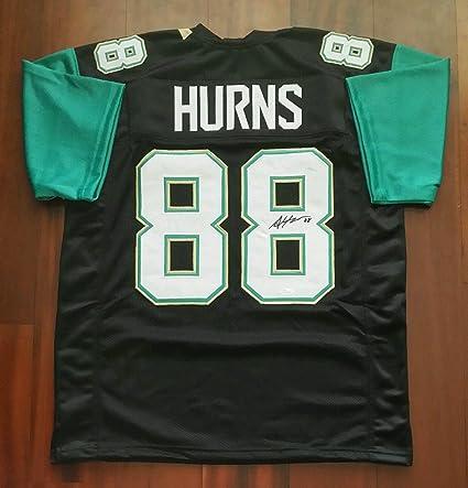 save off f57ef 28e2c Signed Allen Hurns Jersey - JSA Certified - Autographed NFL ...
