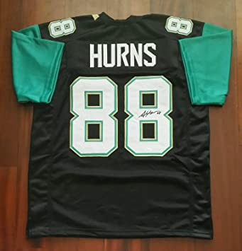 e774ad098 Autographed Allen Hurns Jersey - JSA Certified - Autographed NFL Jerseys