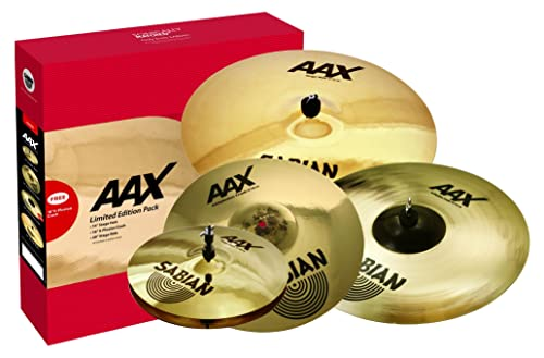 Sabian Xplosion Performance Set