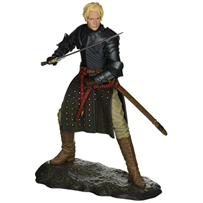 Game of Thrones Brienne of Tarth Figure: Dark Horse Deluxe: Toys & Games