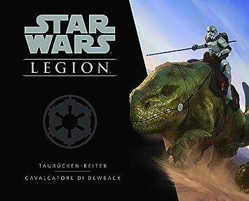 Asmodee- Star Wars: Legion Cavalcatori di Dewback expansión ...