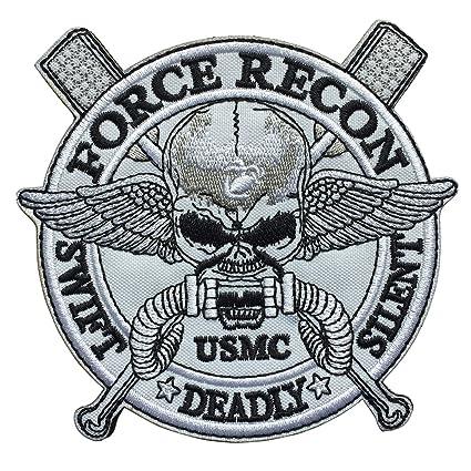 Amazon Spaceauto Usmc Swift Deadly Silent Force Recon Marines