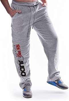 Dirty Ray Judo Division pantalón de chándal hombre SDJ1: Amazon.es ...