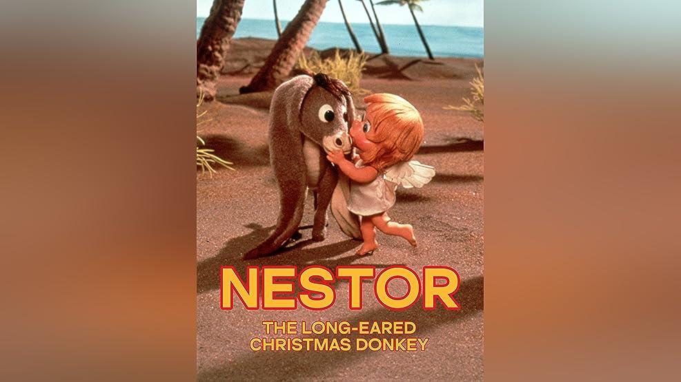 Nestor, the Christmas Donkey
