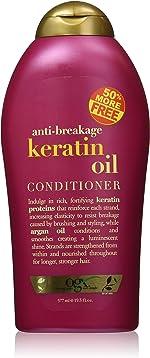 Ogx Organix Anti-breakage Keratin Oil Conditioner 19.5 Oz