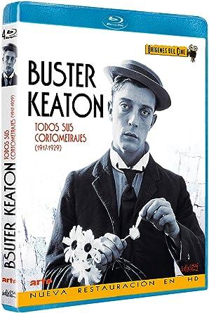 Keaton - Todos sus cortometrajes (1917-1929)