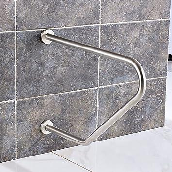 WAZZJ Edelstahl Handläufe Behinderten Badezimmer ältere Menschen - Behinderten badezimmer