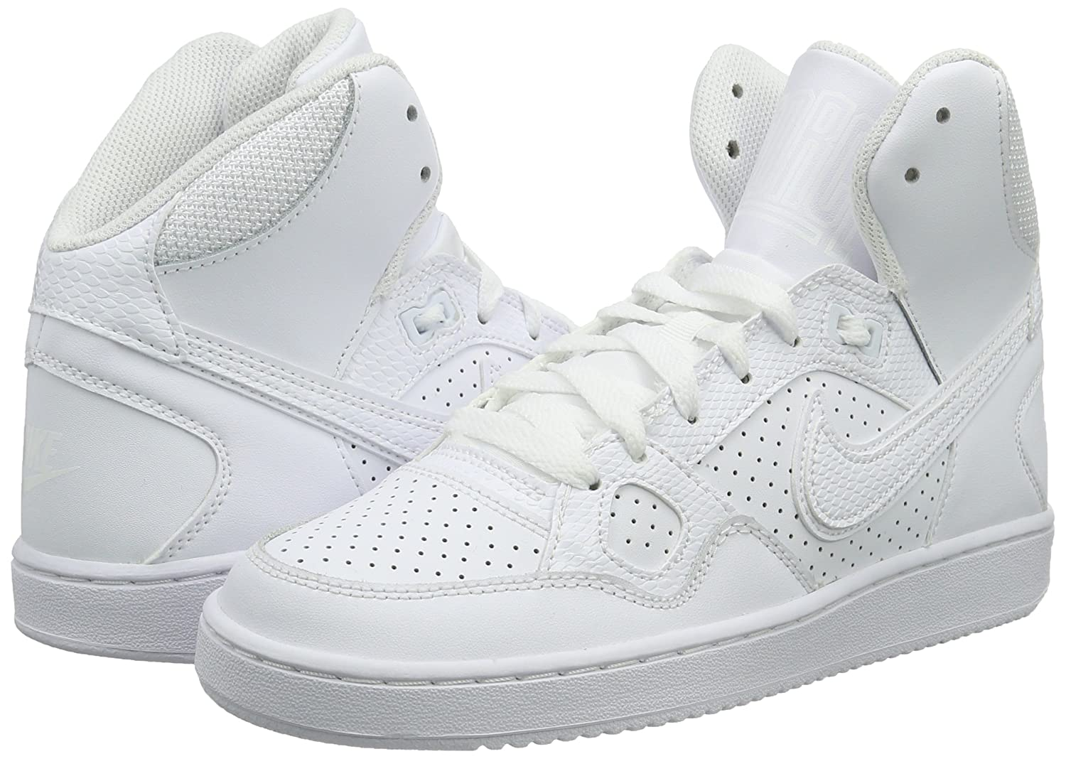adf77ee5ccf NIKE Women 616303-115 High Top Trainers  Amazon.co.uk  Shoes   Bags