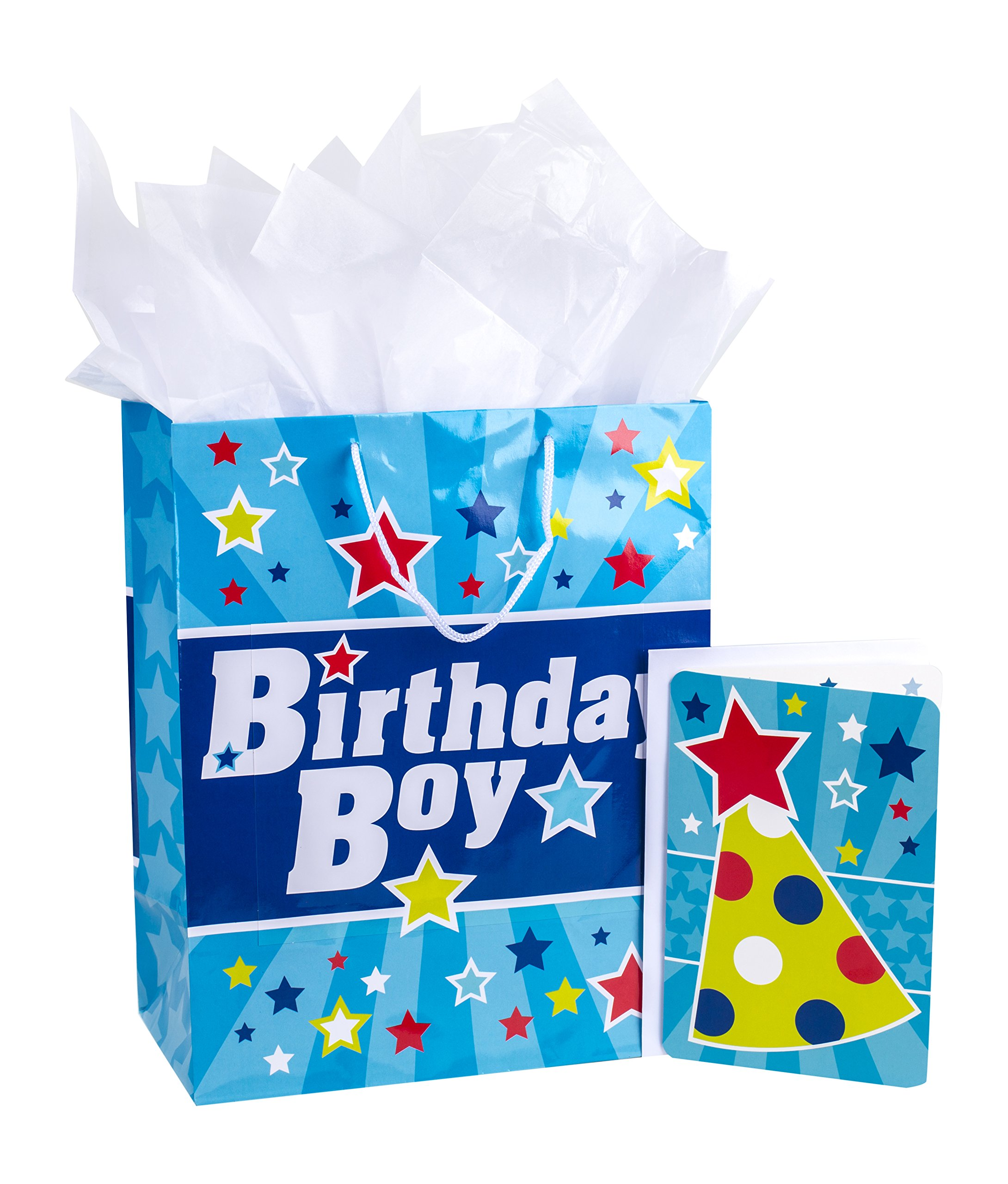 SPECIAL Happy Birthday Boy Loot Bags Gift Party Favor