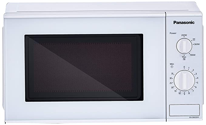 0489c9ae7 Image Unavailable. Image not available for. Colour  Panasonic 20 L Solo  Microwave Oven ...