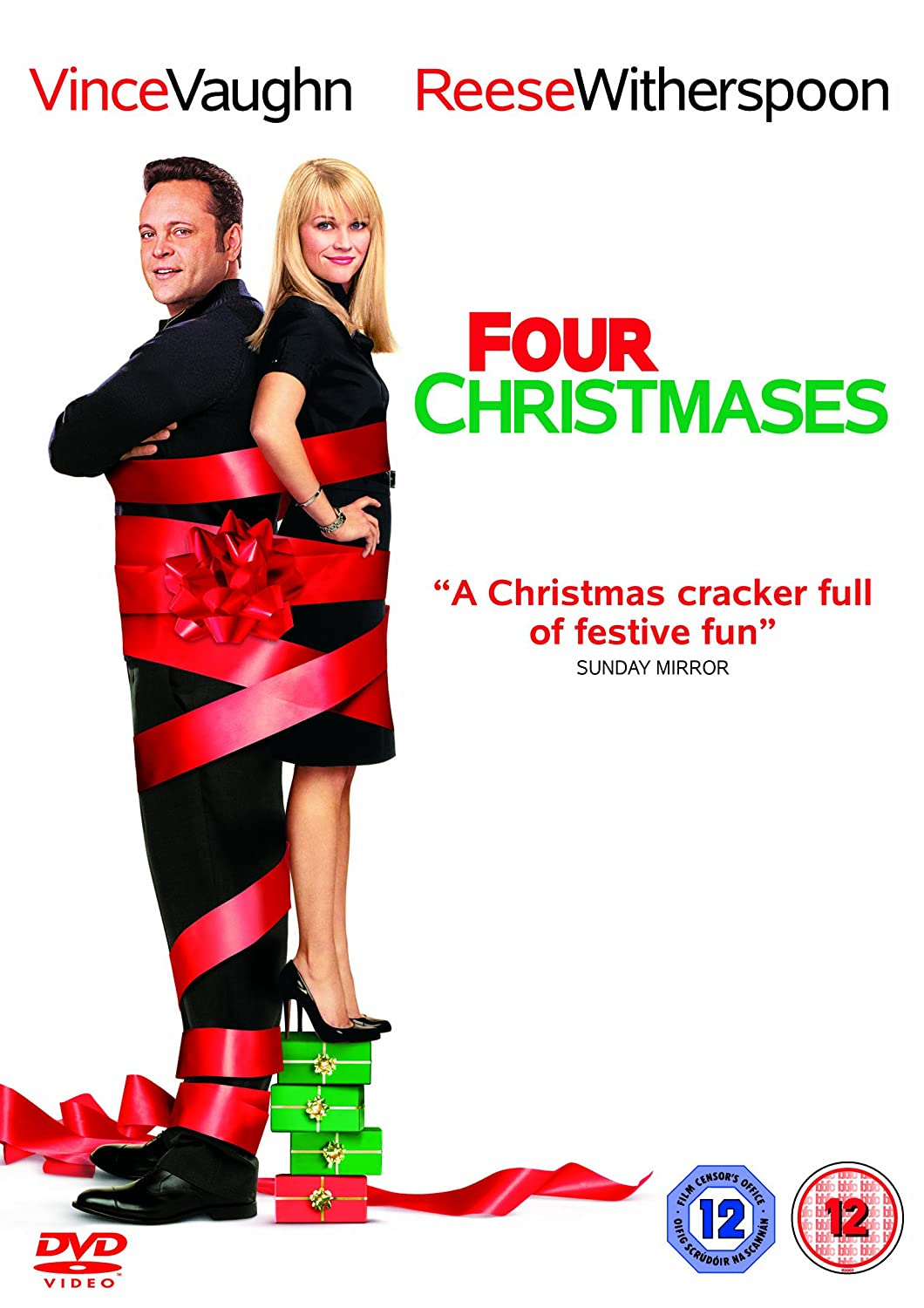 Image result for four christmases