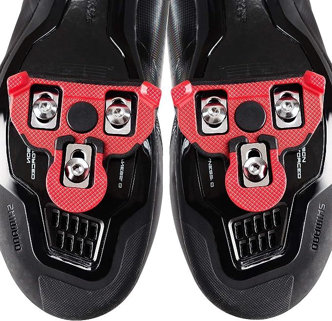 Paar Cleats für SM-SH11 SPD-SL 6° Schuhplatten Sohlenplatte Pedalplatten√ #f