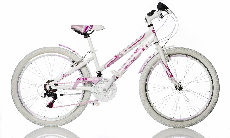 Bicicleta Chica 24 Pulgadas Dino Bikes Game Kit con Freno al ...