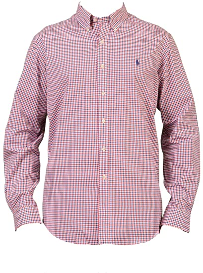 Ralph Lauren - Camisa Casual - con Botones - Manga Larga - para ...