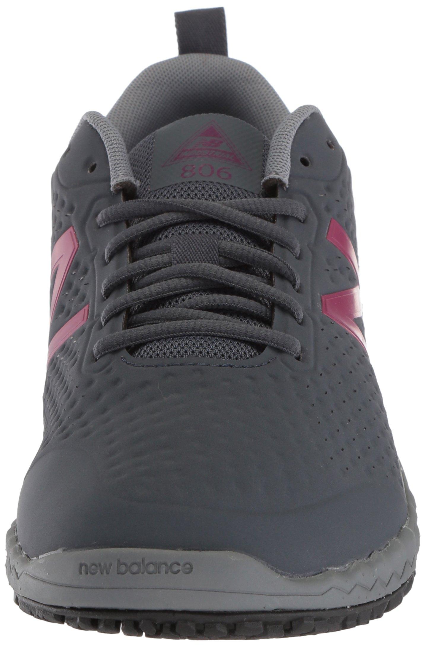 New Balance Women's 806v1 Work Training Shoe, Grey, 10.5 B US by New Balance (Image #4)