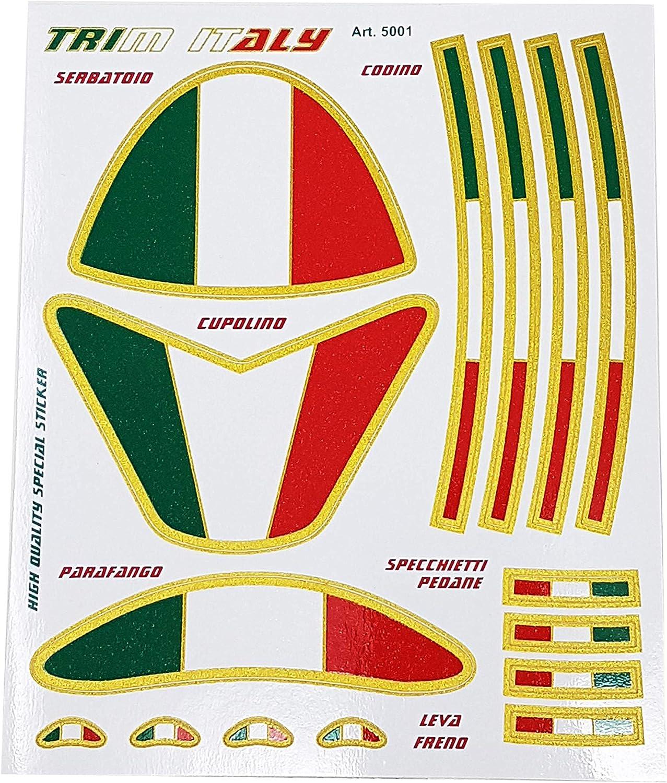 trin carte italie