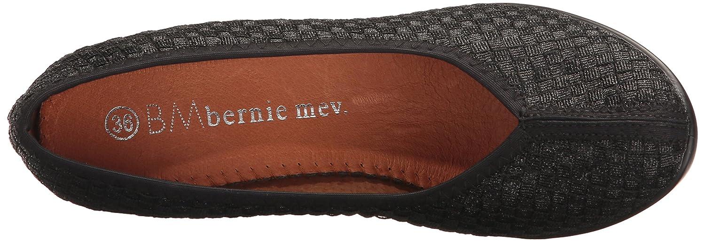 Bernie Mev Women's Legend M Dress Pump B00YG7IPMS 37 EU/6.5-7 M Legend US|Black/Metallic bafa06