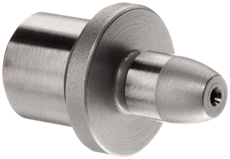 27//32 Length 5//16 Diameter Pilot Fit Locating Pin Carbon Steel Made In USA 5//16 Diameter 27//32 Length Jergens Inc.