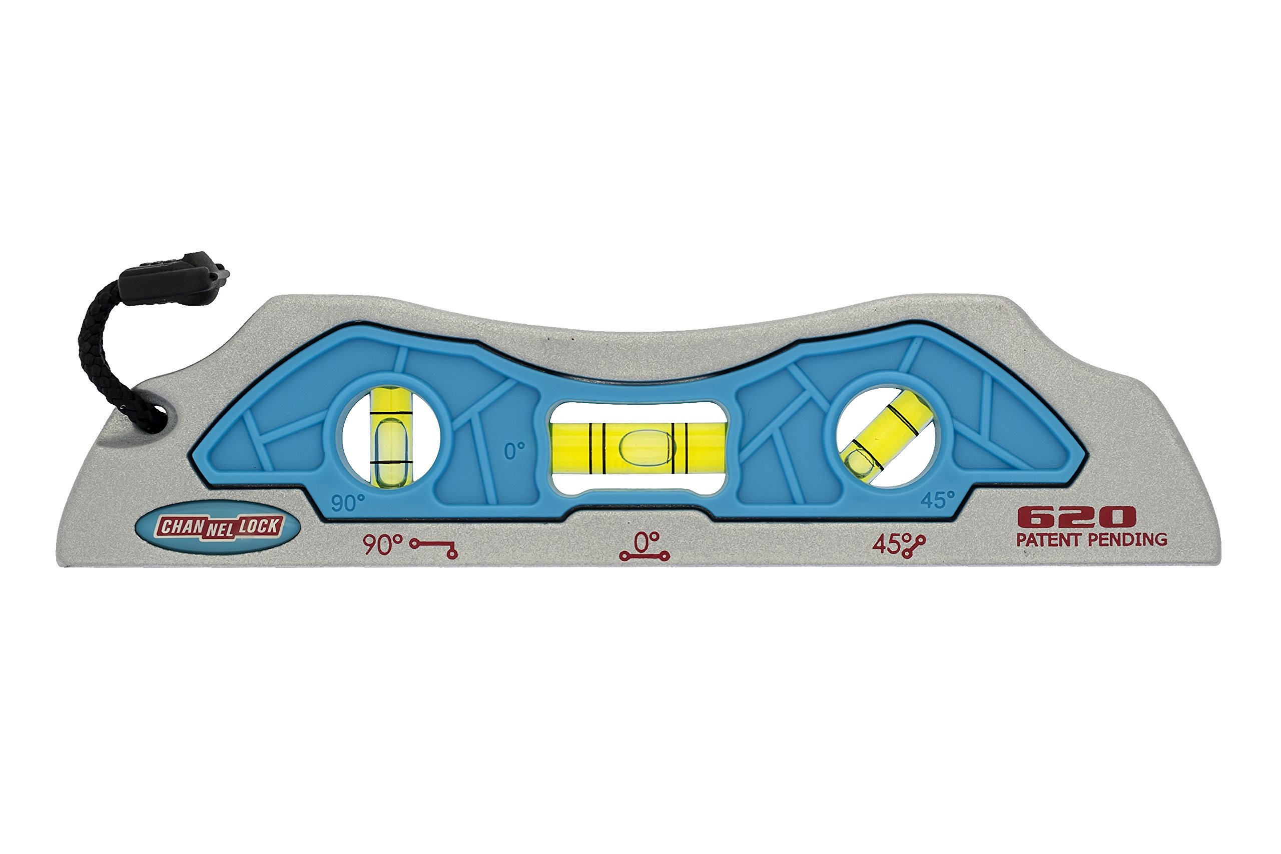 Channellock 620 8.25-Inch Professional Contractor Level